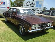 Australian tc cortina sedan 6cyl