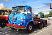 Foden S39 tractor unit reg URU 6J at Leeds HCVS 09 - IMG 4038