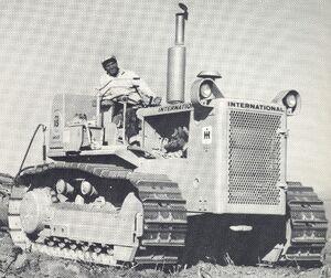International TD-15C Custom Application 1972