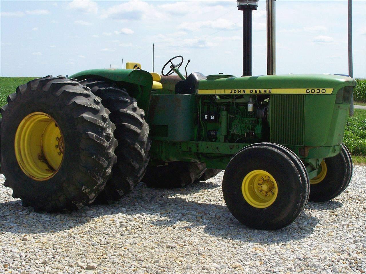 John Deere Wikipedia >> John Deere 6030 Tractor Construction Plant Wiki Fandom