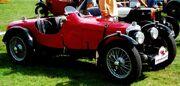 Riley 12 4 1,5-Litre Special 1937