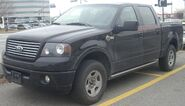 '07-'08 Ford F-150 Harley Davidson Double Cab