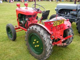 1950s Winget 42 Tractor Diesel