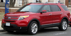 2011 Ford Explorer Limited -- 02-07-2011