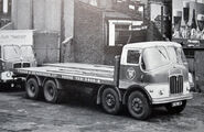 A 1960s Thornycroft Swiftsure Diesel 8X4