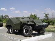 BTR 152 Yerevan