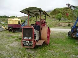Barford Perkins diesel roll rear