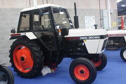 David Brown 1294 of 1985 reg C400 YTS at Newark VTH 08 - IMG 3505