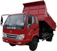 Dayun QiYun 4100 truck