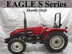 Eagle S554 MFWD (red) - 2003