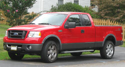 Ford F-150 FX4 -- 09-07-2009
