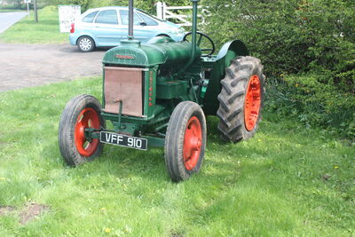 Fordson Model N - VFF 910 - At Klondyke Mill 09 - IMG 7169