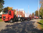 Ilim group trucks october