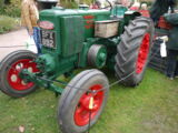 Marshall Tractor sn 1432