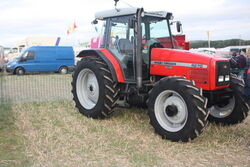 Massey Ferguson 4270 at GDSF 08 - IMG 1074
