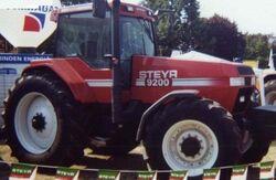 Steyr 9200 MFWD 2