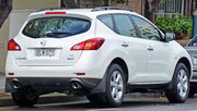 2009-2010 Nissan Murano (Z51) Ti 01