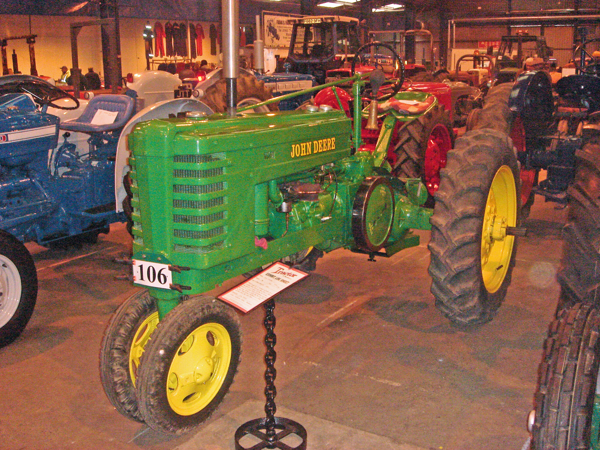 John Deere Model H   Tractor & Construction Plant Wiki
