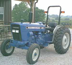 FarmTrac 45 | Tractor & Construction Plant Wiki | FANDOM powered by