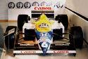 Williams F1 FW11 Crop