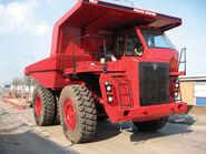 A 2000s Aveling Barford AB46 Dumptruck