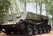 Crusader tractor axb01