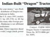Dragon Tractor