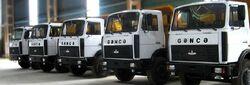 Ganja trucks