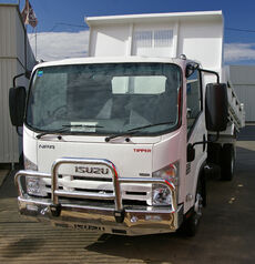 Isuzu NPR 300 Medium Tipper with EuroIV.jpg