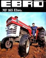 MF 165 Ebro brochure