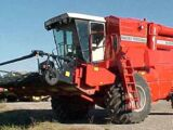 Massey Ferguson 8460 combine