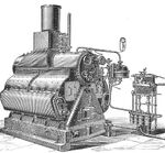 Mumford boiler (Rankin Kennedy, Modern Engines, Vol V)