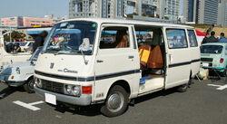 Nissan Caravan E20 001