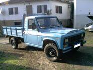 PORTARO Campina Diesel 4X4 Anos 1990