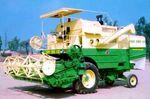 Standard (Kissan) S2300 combine-2008