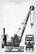 A 1890s Smith Of Rodley Steam Railway Locomotive Crane