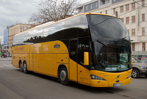 Bus of Student Agency 2