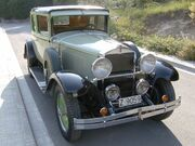 Hupmobile M Opera Coupe