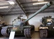 M103A2 museum