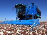 Montana 2826 cotton picker