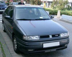 Seat Toledo front 20071009