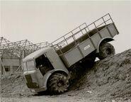 1950s Barreiros Camion Diesel 4X4