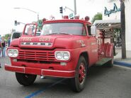 1959 Ford F-600 Fire Truck Ipswich, SD