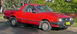 1981-1989 Subaru Brumby utility 01
