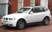 BMW X3 3.0i -- 01-22-2010