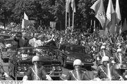 Bundesarchiv Bild 183-S0529-101, Frankfurt-Oder, Edward Gierek, Erich Honecker