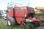 Hesston 4900 baler - IMG 9126