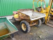 A 1970s Liner Roughrider 2WD Sitedumper