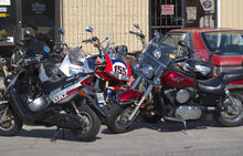 A scooter, crusier and sportbikes.jpg
