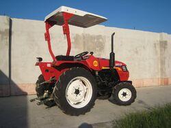 Arvid 254 MFWD - 2012